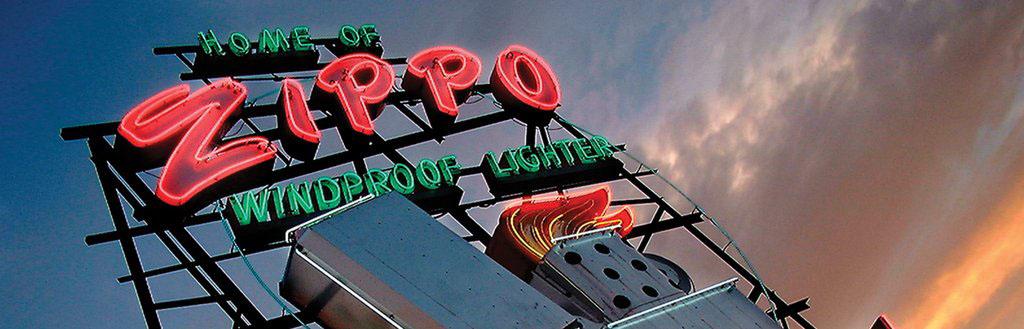 Зажигалки Zippo - культовый аксессуар